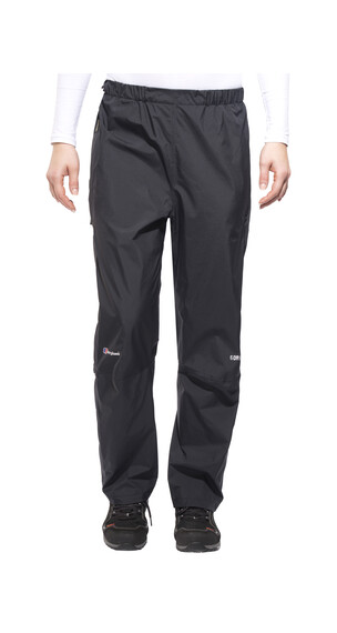 Berghaus Paclite - Pantalones de Trekking Mujer - short negro